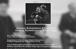 Katsantonis ve Taşçı'dan yeni albüm