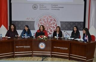 Kayıp Şahıslar Komitesi panele katıldı