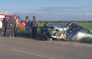 Kazada yaralanan İlter Taşpınar, hayatını kaybetti