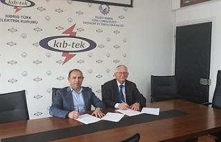 KIB-TEK ile KTMMOB arasında İşbirliği Protokolü...