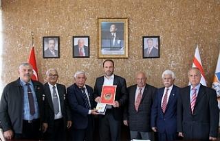 Kıbrıs TMT Mücahitler Derneği İskele Şubesi,...