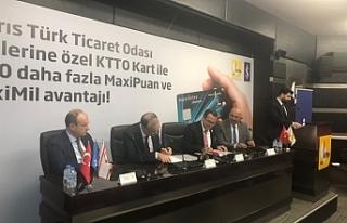 Kıbrıs Türk Ticaret Odası ile Türkiye İş Bankası...