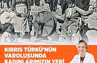 """""""Kıbrıs Türkü'nün Varoluşunda Kadınlarımızın..."""