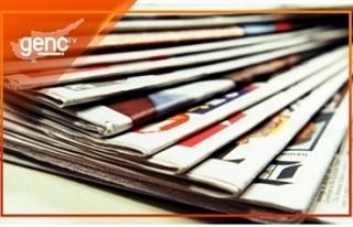 KKTC Gazetelerinin Manşetleri - 17 Mart 2019