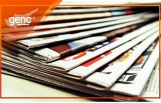 KKTC Gazetelerinin Manşetleri - 20 Mart 2019