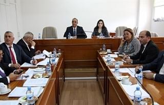 Komite, YYK ile TÜK 2019 mali yılı bütçe yasa...