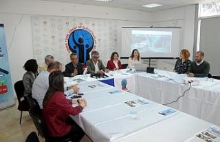 KTEZO'nun E-öğrenme portalı basın toplantısıyla...