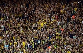 Küfürlü tezahüratın Fenerbahçe'ye bedeli 37...
