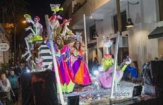 Limasol'da karnaval
