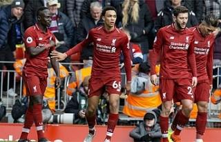 Liverpool sürprize izin vermedi