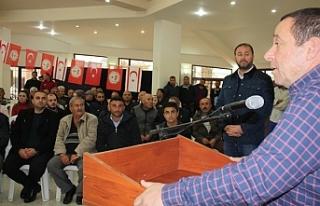 """""""Maaşlar ödenmezse istifa ederim"""""""