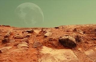 Mars'ta yer altı su ağının izleri