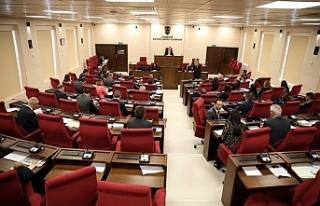 Meclis Genel Kuruluda ilk olarak sunuşlara yer verildi