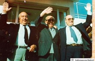Merhum Başbakan Osman Örek, 20. ölüm yıldönümünde...