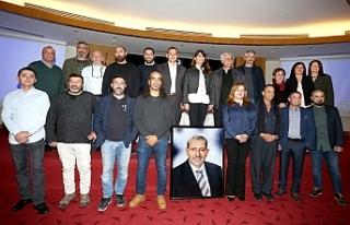 Merhum Öztan Özatay anısına düzenlenen fotoğraf...