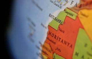 Moritanya'da Batılı liderlerin adları tabelalardan...