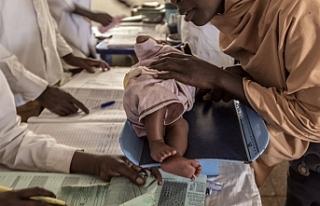 Nijeryalı Kadın 65 yaşında Anne oldu
