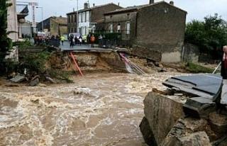 Pakistan'da yağışlar 4 günde 13 can aldı