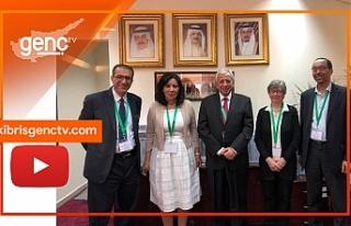 Prof. Dr. Bıçak'tan Bahreyn'de  temaslar