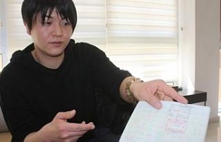 Rum basını Japon akademisyeni yazdı