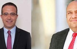 Şahali ve Atakan Ankara'da temaslarda bulunacak