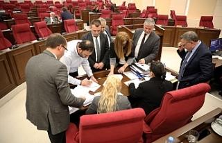 Sayıştay ve YÖDAK üyelikleri için seçim yapıldı
