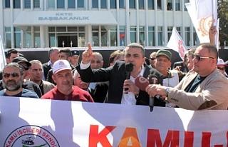 """Serdaroğlu: """"Hükümete sarı kart gösterdik...Bizi..."""
