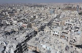 'Suriye'deki kriz geride dünyanın en kötüsü...