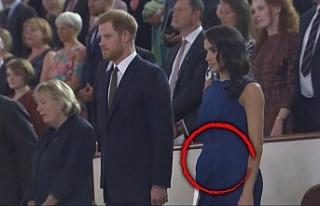 """Tansiyon yükselten iddia: """"O hamile değil bebeği..."""
