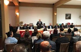 """Tatar: """"Birlik olursak KKTC kazanır"""""""