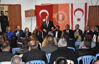 """Tatar: """"İki ayrı devletli çözüm şekli artık..."""