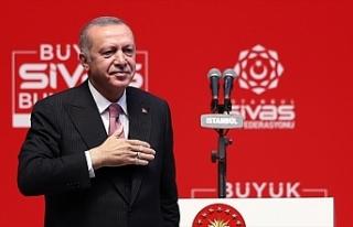 """TC Cumhurbaşkanı Erdoğan: """"Bu seçimler milli..."""
