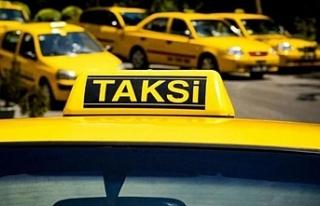 Türkiye'de taksicilerin 'kısa mesafe'...