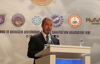 """""""Türkiye Kıbrıs'ta barışın ve güvenliğin..."""