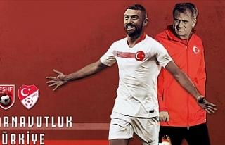 Türkiye'nin Avrupa Şampiyonasıelemesinde...