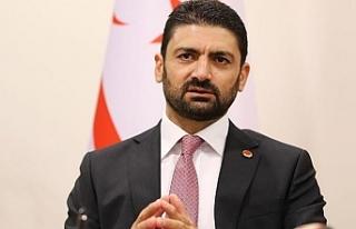 """UBP Milletvekili Atun: """"Bu hükümet sıfır..."""