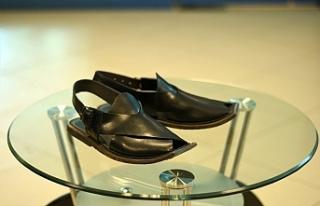 Ünlü ayakkabı tasarımcısı Pakistan'dan...