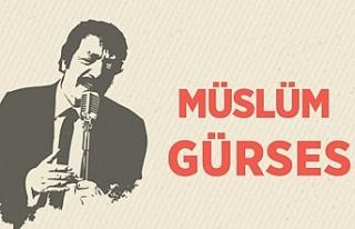 Usta sanatçı Müslüm Gürses'in vefatının 6....