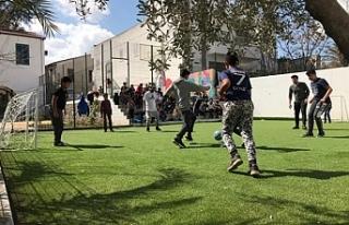 Vakıflar'dan futbol turnuvası