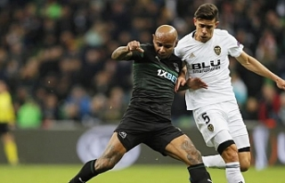 Valencia, tur atladı...Maçın özeti