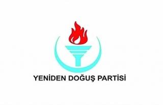 YDP, Aziz ailesine ve halka baş sağlığı diledi