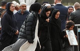 Yeni Zelanda'da terör saldırısı kurbanları...