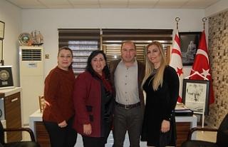 Yeniboğaziçi Belediyesi'nden Kadınlar Günü'nde...