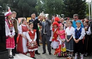 21. Uluslararası 23 Nisan Çocuk Festivali'nin...