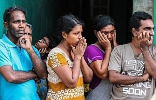 23 Nisan Sri Lanka'da ulusal yas günü ilan...