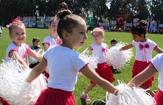 """23 Nisan Ulusal Egemenlik ve Çocuk Bayramı"""" etkinliklerle..."""