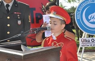 23 Nisan Ulusal Egemenlik ve Çocuk Bayramı, Güzelyurt'ta...