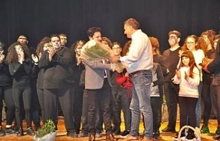 5'inci Mesarya Tiyatro Şöleni galası yapıldı