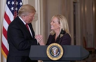 ABD İç Güvenlik Bakanı görevinden ayrılıyor