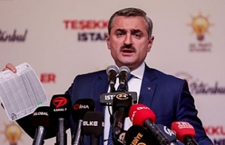 "AK Parti: ""İstanbul'da 11 bin olan oyumuz..."